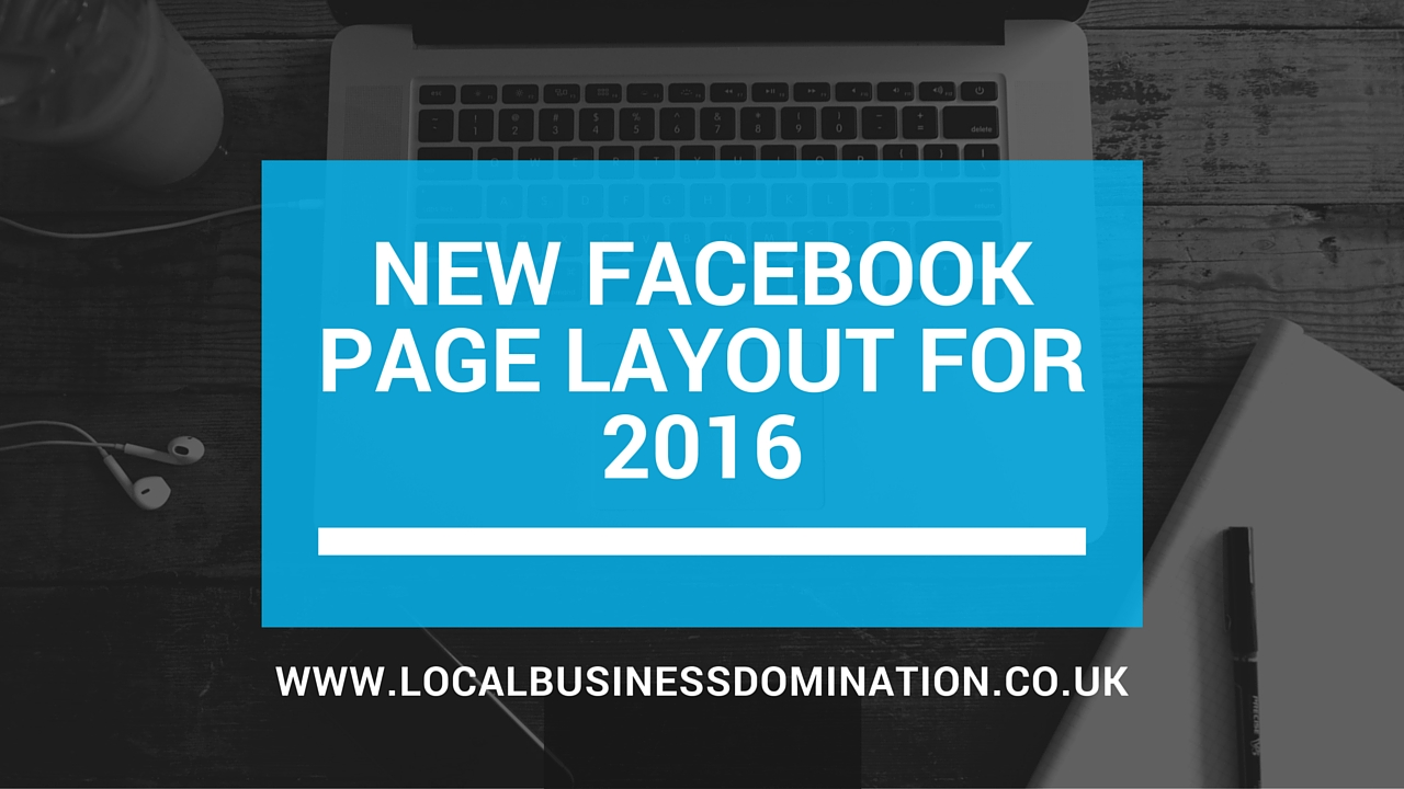 New Changes On Facebook Business Page Layout