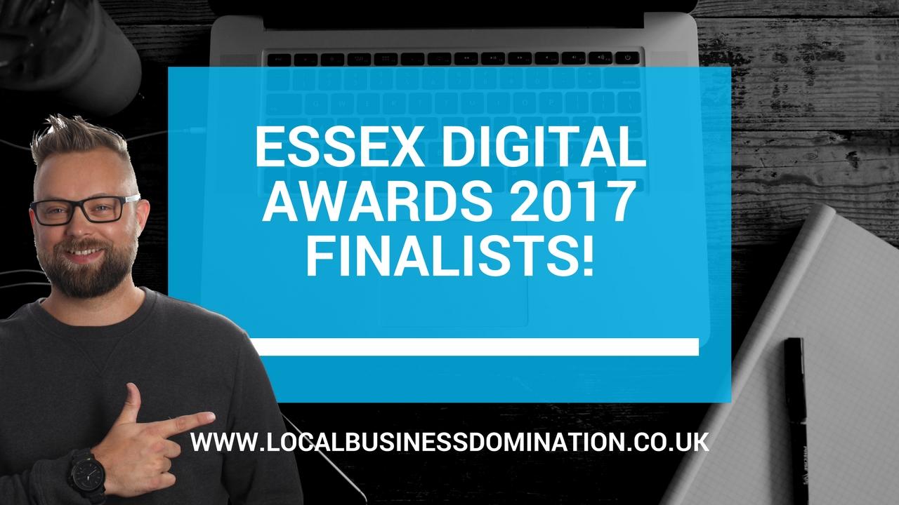 Essex Digital Awards 2017